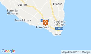 Mappa Torre Vado Alloggio insolito 116142