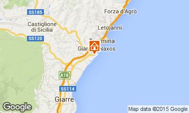 Mappa Taormina Monolocale 97424