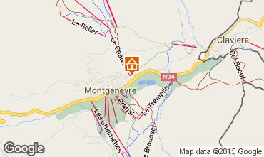 Mappa Monginevro Appartamento 73627