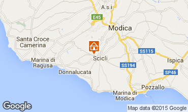 Mappa Scicli Casa 96373