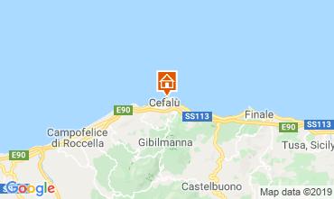 Mappa Cefalù Appartamento 70619