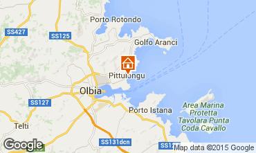 Mappa Olbia Appartamento 79683