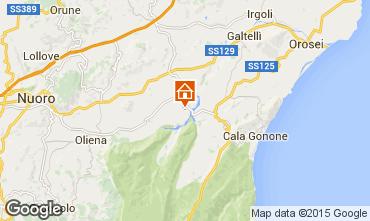 Mappa Cala Gonone Appartamento 80249