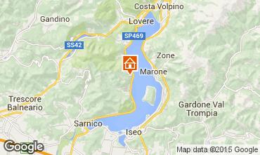 Mappa Parzanica Appartamento 90943