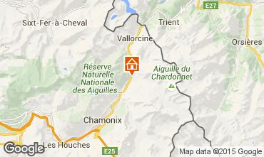 Mappa Argentière Appartamento 80794