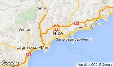 Mappa Nizza Appartamento 93560