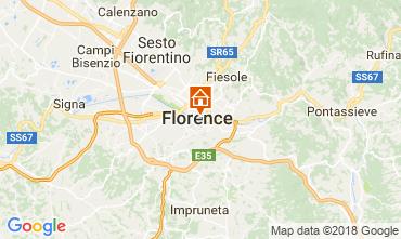 Mappa Firenze Appartamento 115059