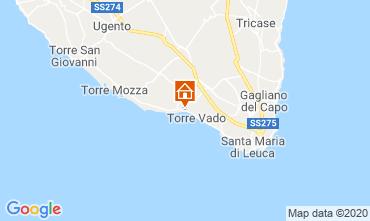 Mappa Pescoluse Casa 45348