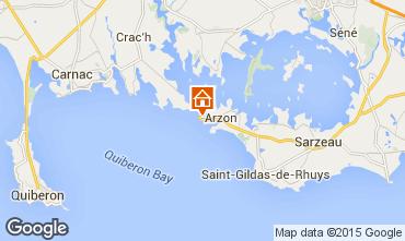 Mappa Arzon Appartamento 9759