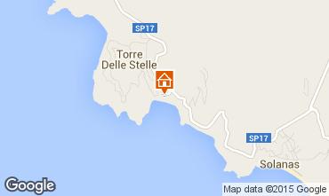 Mappa Torre delle Stelle Villa  71880