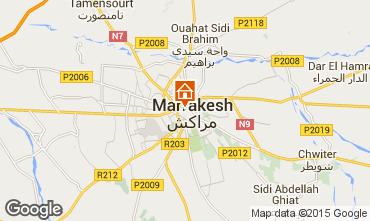 Mappa Marrakech Casa 28351