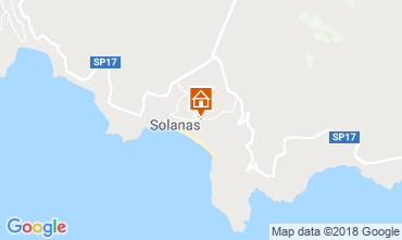 Mappa Solanas Appartamento 80877