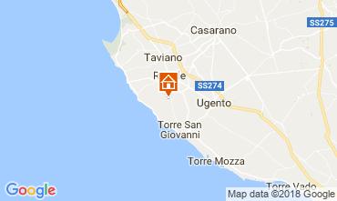 Mappa Alliste Villa  113836