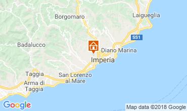 Mappa Imperia Appartamento 116424