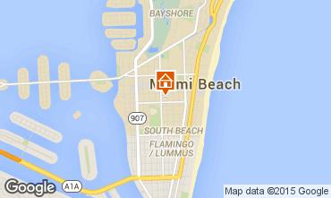 Mappa South Beach Appartamento 33596