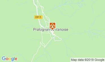 Mappa Pralognan la Vanoise Casa 118803