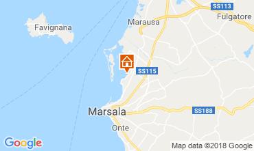 Mappa Marsala Villa  116664
