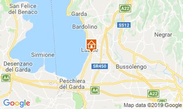 Mappa Lazise Appartamento 42959
