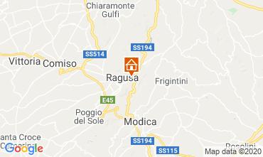 Mappa Scicli Villa  97474