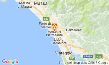 Mappa Marina di Pietrasanta Casa 107871