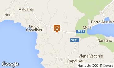 Mappa Capoliveri Appartamento 46582