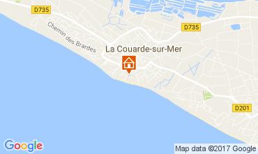 Mappa La Couarde-sur-Mer Appartamento 81402