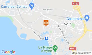 Mappa La Rochelle Appartamento 94123