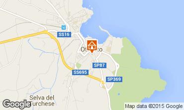 Mappa Otranto Appartamento 101123