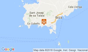 Mappa Ibiza B&B 113290