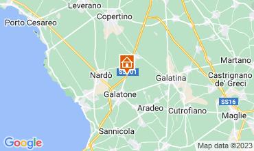 Mappa Gallipoli Casa rupestre 112062