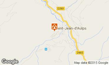 Mappa Saint Jean d'Aulps- La Grande Terche Appartamento 42356