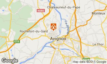 Mappa Avignone Villa  77033