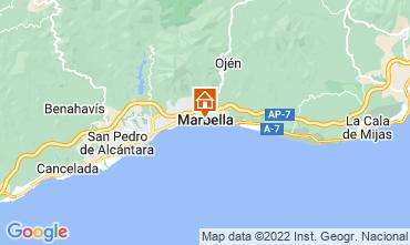 Mappa Marbella Appartamento 118448