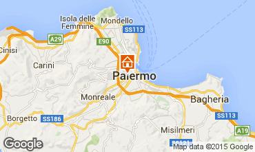 Mappa Palermo Appartamento 22028