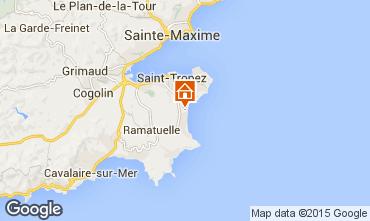 Mappa Ramatuelle Casa mobile 5671