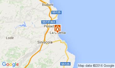 Mappa La Caletta Appartamento 51253