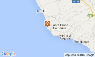Mappa Punta Secca Appartamento 104749