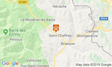 Mappa Serre Chevalier Appartamento 2967