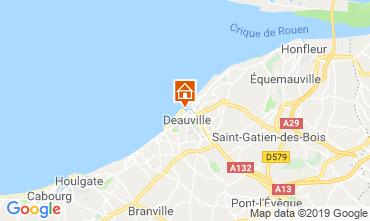 Mappa Deauville Monolocale 18891