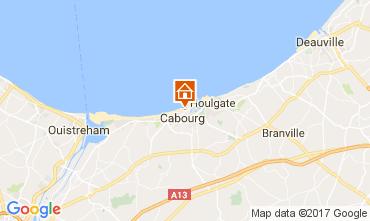Mappa Cabourg Appartamento 76183