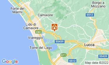 Mappa Viareggio Appartamento 114660