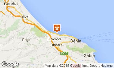Mappa Dénia Appartamento 76203