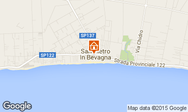 Mappa Manduria Appartamento 73223