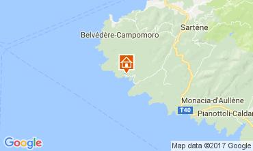 Mappa Tizzano Villa  112391
