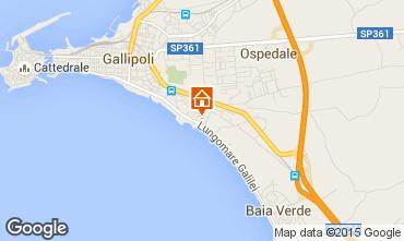 Mappa Gallipoli Appartamento 85068