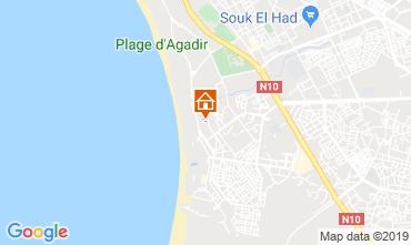 Mappa Agadir Appartamento 76325