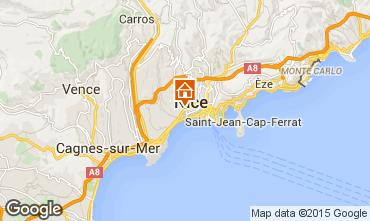 Mappa Nizza Appartamento 76250