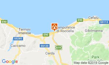 Mappa Campofelice di Roccella Appartamento 76925