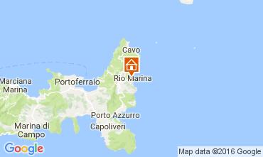 Mappa Rio Marina Appartamento 107034