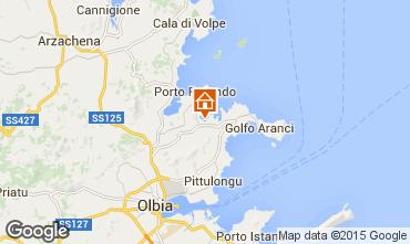 Mappa Porto Rotondo Monolocale 62654